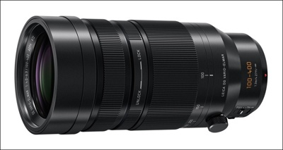 Объектив Panasonic 100–400mm