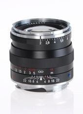 Объектив Carl Zeiss Planar T* 2/50 ZM Black