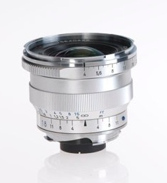 Объектив Carl Zeiss Distagon T* 4/18 ZM Silver