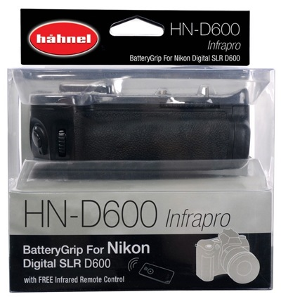 Батарейный блок Hahnel HN-d600 battery grip  Nikon d600