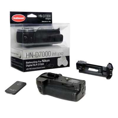 Батарейный блок Hahnel HN-d7000 battery grip  Nikon d7000