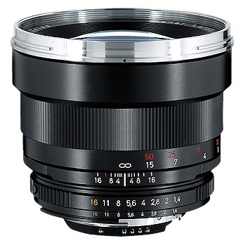 Объектив Carl Zeiss Otus 1,4/85 ZF.2-mount (для Nikon)