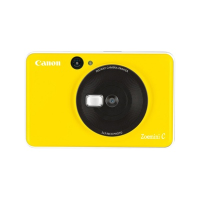 Камера-принтер Canon Zoemini C Bumble Bee Yellow- фото