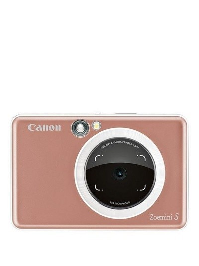 Камера-принтер Canon Zoemini S Rose Gold- фото