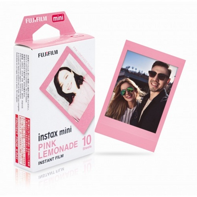 Пленка Fujifilm Instax Mini Pink Lemonade (10 шт.)
