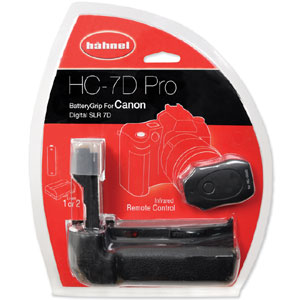 Батарейный блок Hahnel HC-7D battery grip Canon 7d