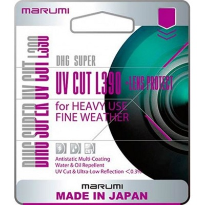 Светофильтр Marumi DHG SUPER UV CUT L390 Lens Protect 77mm