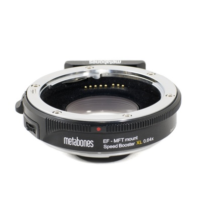 Переходное кольцо Metabones Canon EF to MFT T Speed Booster XL 0,64x (MB_SPEF-m43-BT3 )
