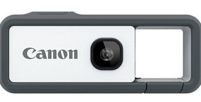 Мини-камера Canon IVY REC Clippable Outdoor Camera (Canon FV-100) серый- фото