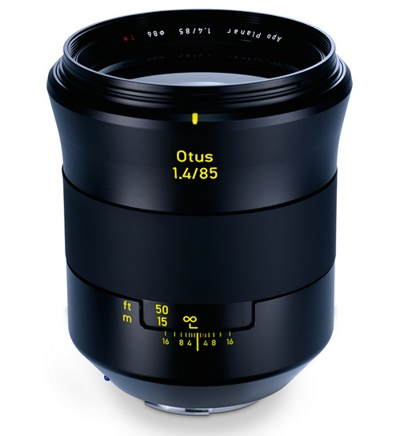 Объектив Carl Zeiss Otus 1,4/85 ZE-mount (для Canon)