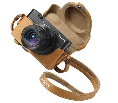 Sony LCJ-RXF brown
