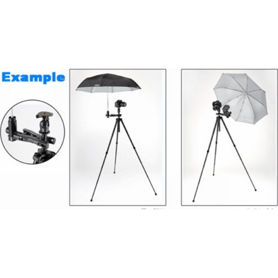 Velbon UC-6 (umbrella & clamp)